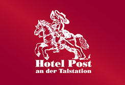 Hotel Post an der Talstation